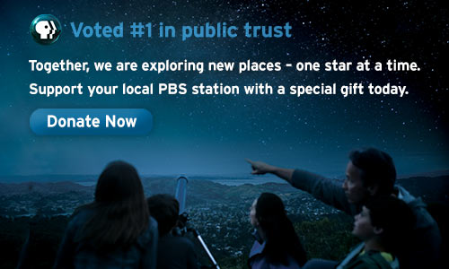 Support your local PBS station with a special gift today. Donate now.